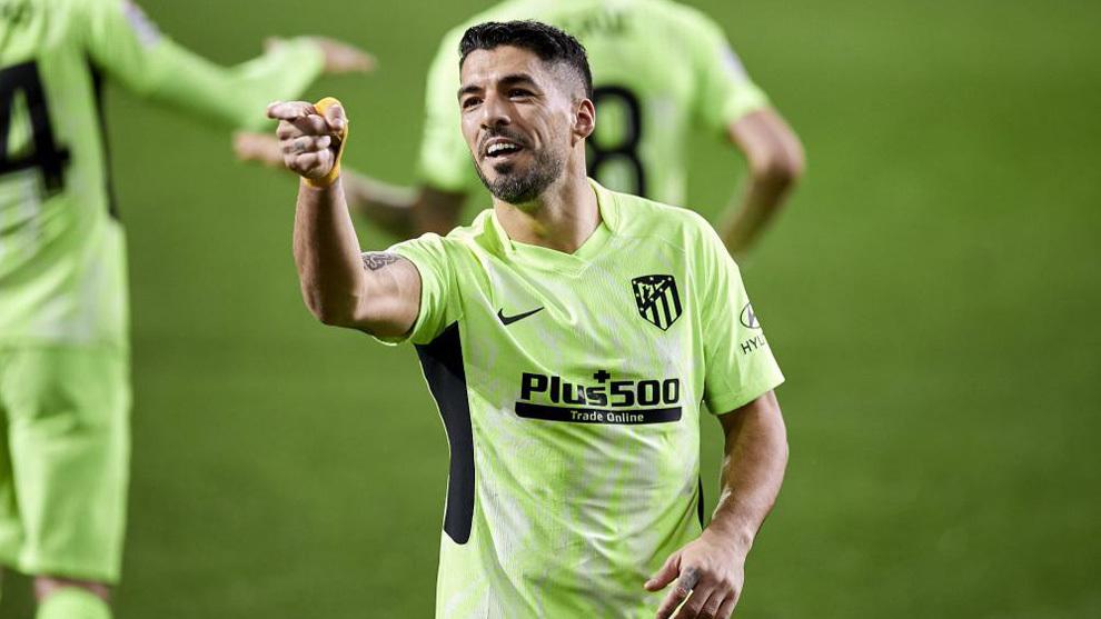 Bên cạnh 11 bàn thắng, tiền đạo người Urguay còn dẫn đầu giải về hiệu suất ghi bàn với 0,97 bàn mỗi trận. Suarez cũng đạt hiệu quả cao với trung bình 3,91 cú dứt điểm để ghi một bàn. Ảnh: EFE