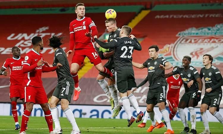 Liverpool dan Man Utd tidak meyakinkan sepekan lalu.  Foto: Reuters.