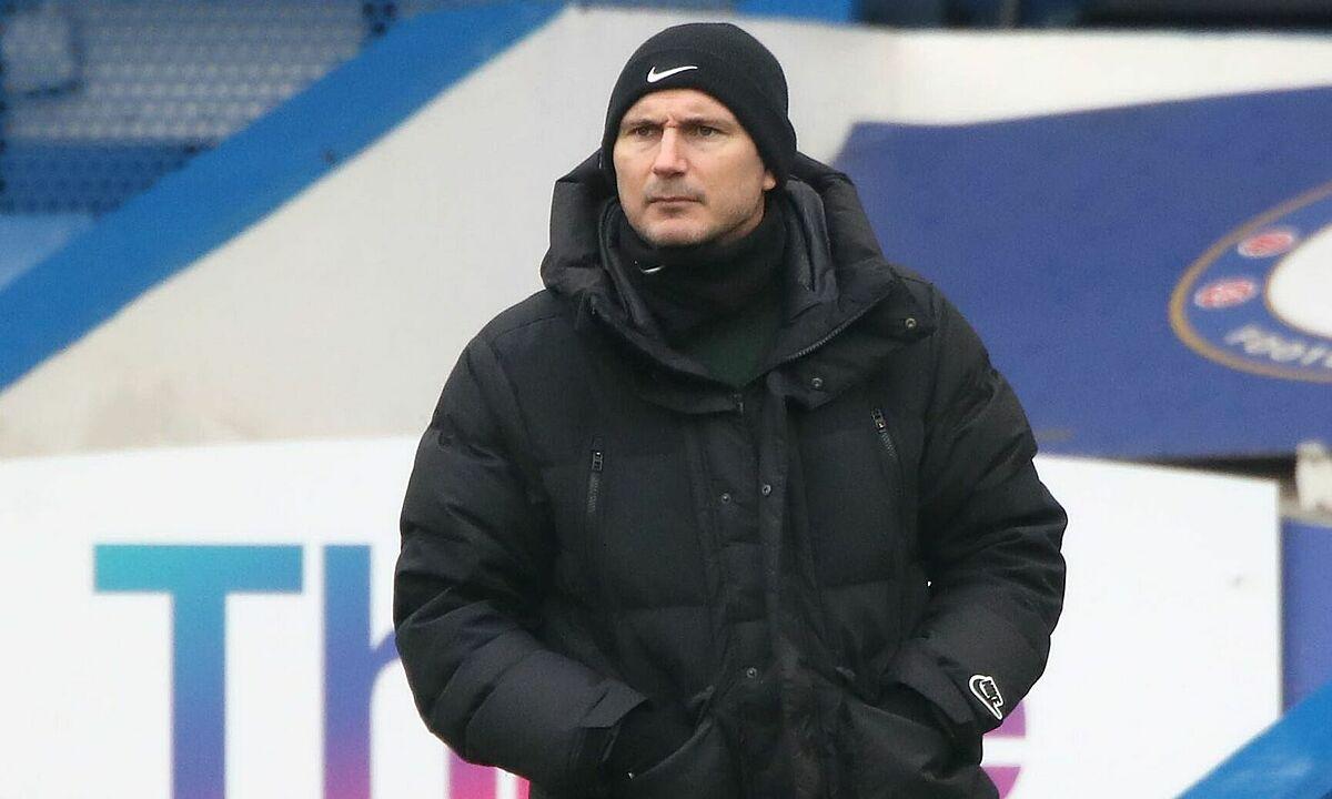 Lampard chưa kịp đoạt danh hiệu nào cũng Chelsea, dù vào tới chung kết Cup FA 2020. Ảnh: Reuters