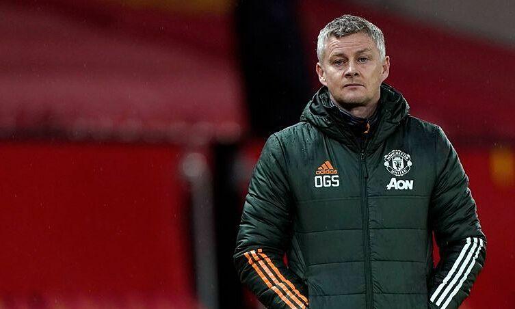 Solskjaer รู้สึกไม่พอใจเมื่อ Man Utd พ่ายแพ้ให้กับทีมล่างโดยไม่คาดคิด  ภาพ: Reuters