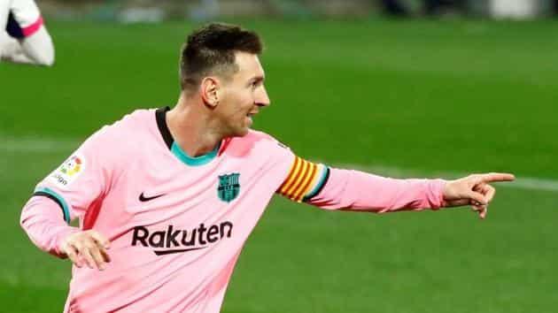 เมสซี่เป็นหนึ่งในนักฟุตบอลที่ร่ำรวยที่สุดในโลก  ภาพ: Reuters
