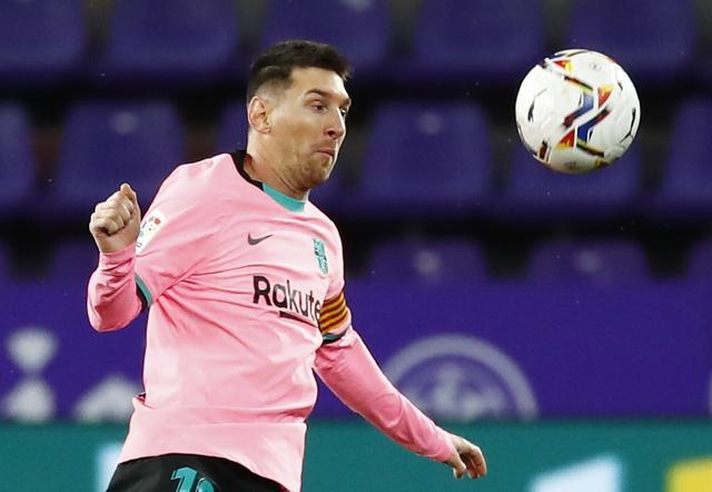 Kontrak $ 675 juta bahkan tidak memberi tahu semua keuntungan finansial dan olahraga yang dibawa Messi ke Barca.  Foto: Reuters