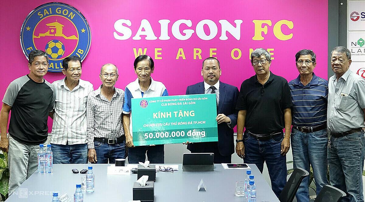 Sài Gòn FC đưa cầu thủ sang Nhật Bản - 2