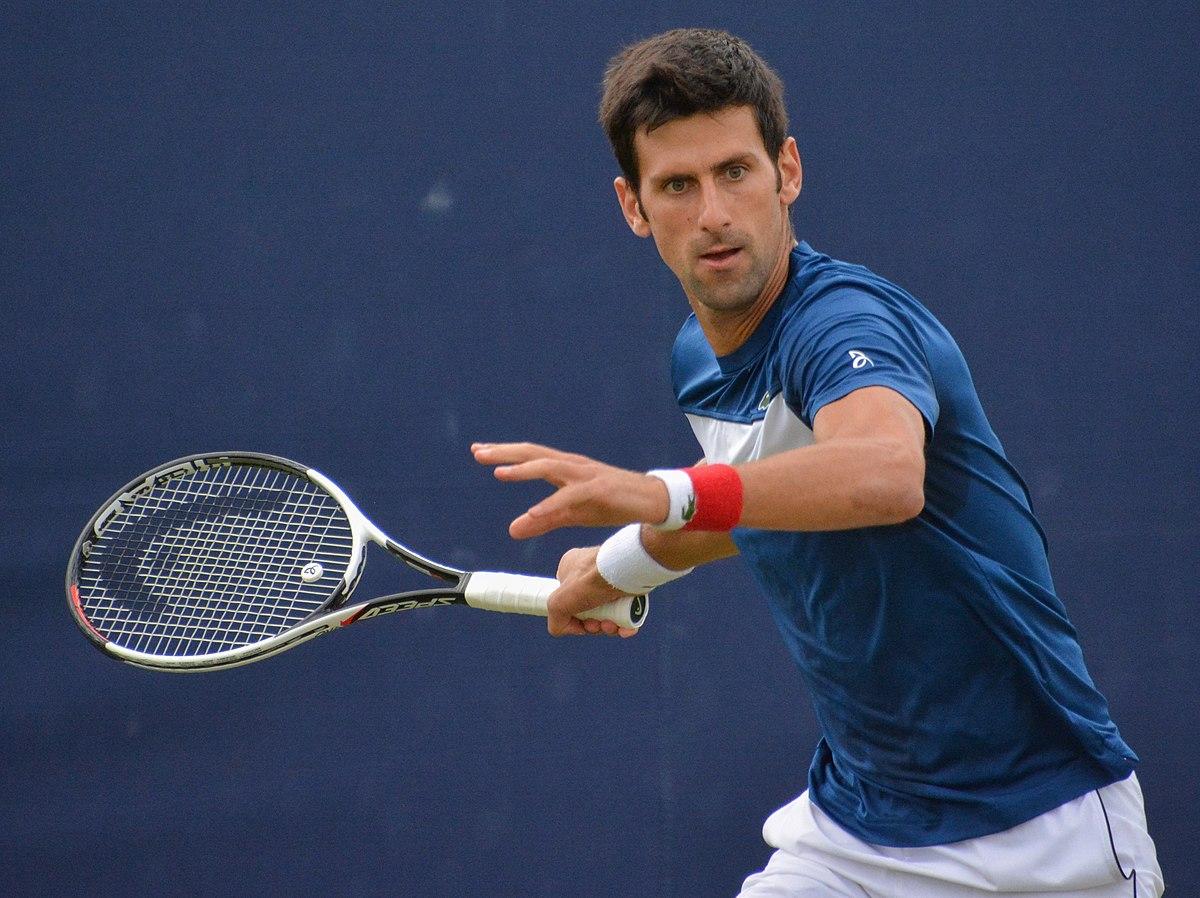 Djokovic luôn bày tỏ công khai khát vọng trở thành số một trong lịch sử quần vợt. Ảnh: ATP.