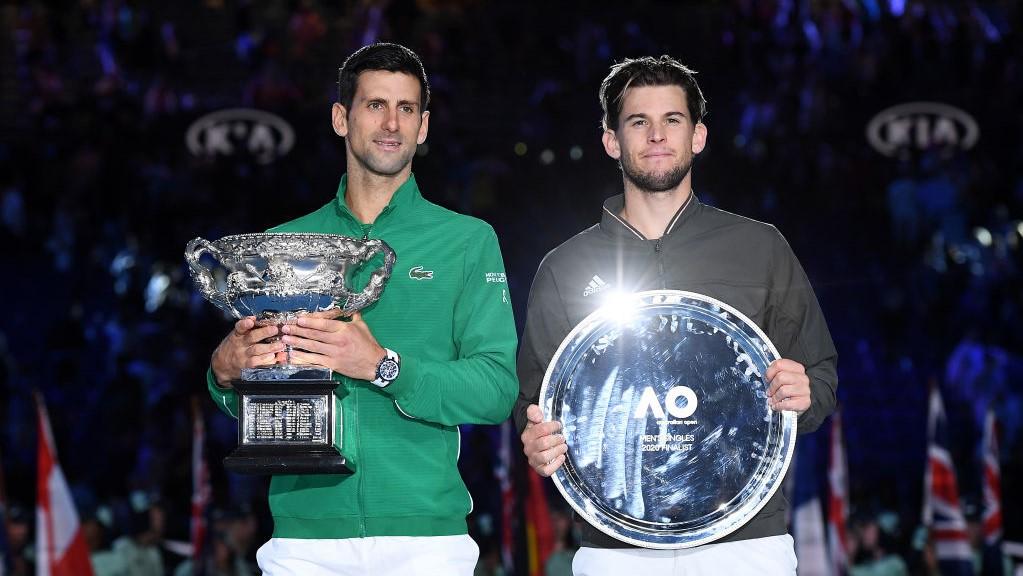 Australia Mở rộng là Grand Slam thành công nhất của Djokovic với tám lần vô địch. Ảnh: AUSOpen.
