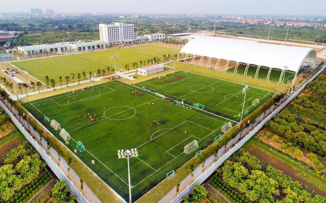 Pusat PVF di Hung Yen akan ditransfer ke Van Lang University Group.