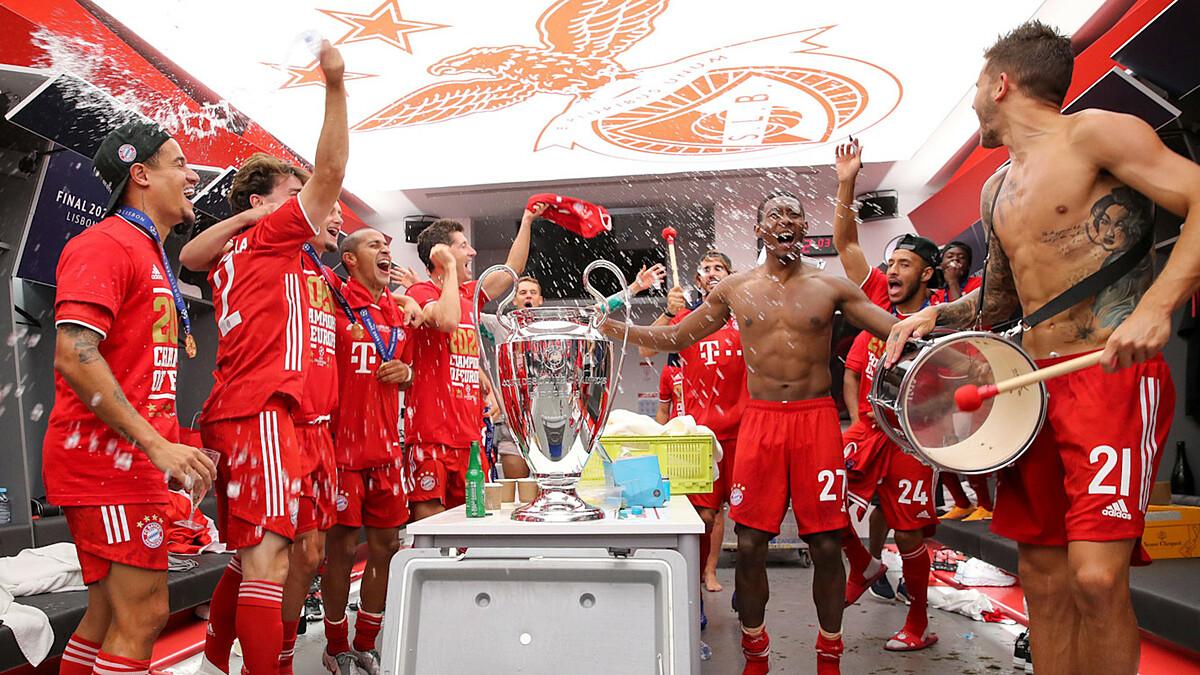 บาเยิร์นมาถึง FIFA Club World Cup ในฐานะแชมป์ยุโรประดับสโมสร  ภาพ: FCB.de