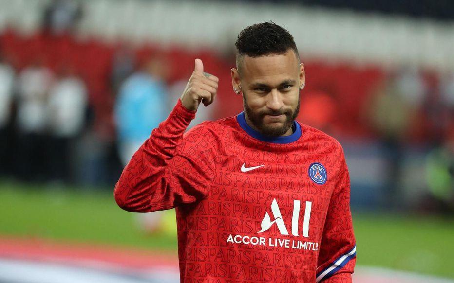 Khó khăn vì Covid-19 khiến Neymar không tìm được một đội bóng lớn nào khác đủ khả năng đáp ứng đòi hỏi tài chính của anh tương tự PSG. Ảnh: Le Parisien