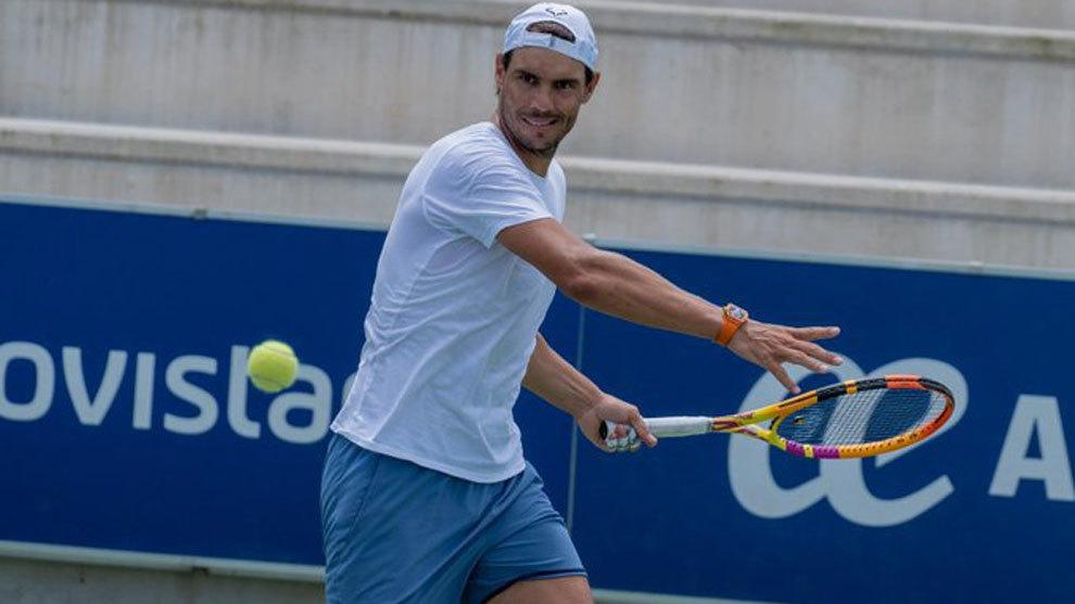 Nadal adalah salah satu pemain tenis terkaya dan tersukses di dunia.  Foto: Marca.