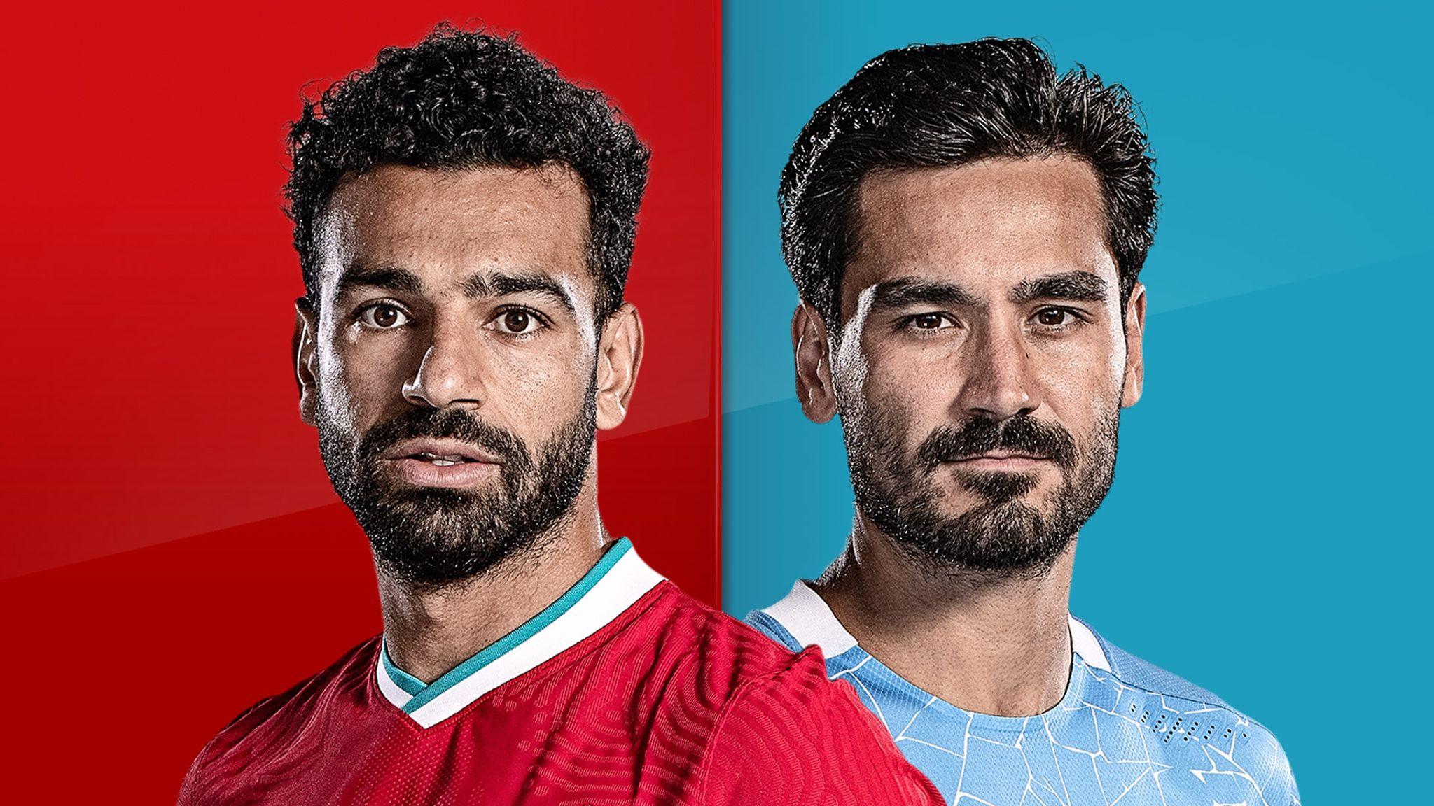 Salah (kiri) dan Gundogan menjadi pemain yang paling ditunggu Liverpool dan Man City dalam kompetisi putaran 22 Premier League hari ini 7/2.