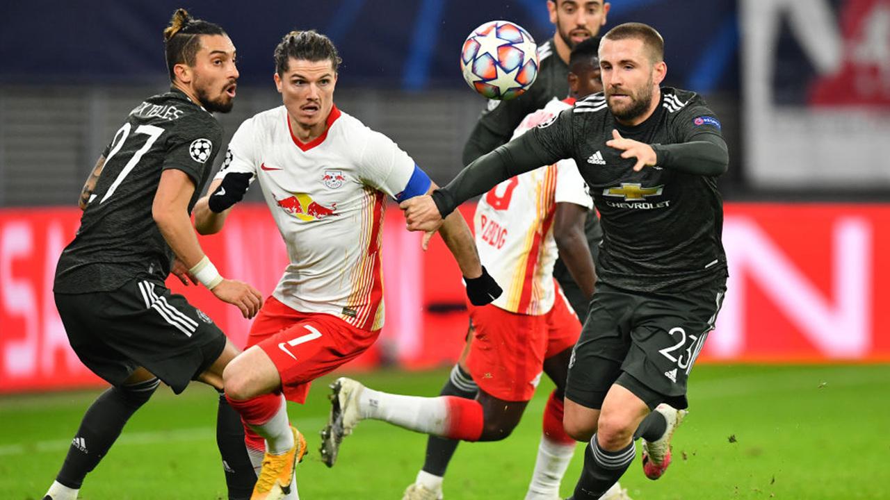 Red Bull telah memenangkan ketiga pertandingan kandang di fase grup Liga Champions musim ini.  Foto: Reuters