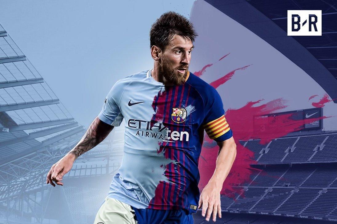 PSG đang theo đuổi quyết liệt, nhưng Man City vẫn hy vọng có thể lôi kéo được Messi trong hè 2021. Ảnh: BR