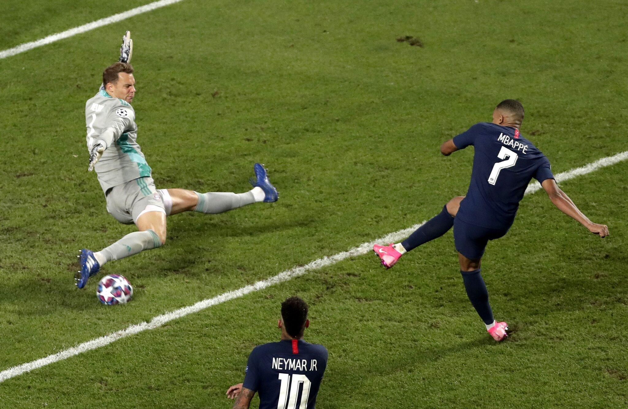 Chemistry, daya ledak Neymar dan Mbappe menjadi inspirasi membawa PSG ke final Liga Champions 2020, di mana mereka hanya kalah 0-1 dari Bayern.  Foto: New York Times