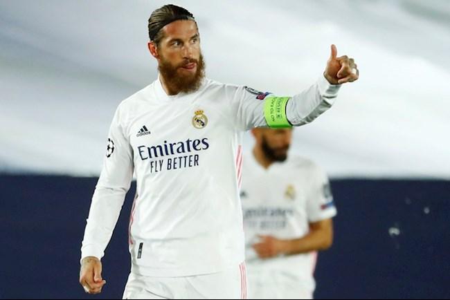 Ramos tidak setuju dengan gaji dan masa kontrak dengan Real.  Foto: Reuters.