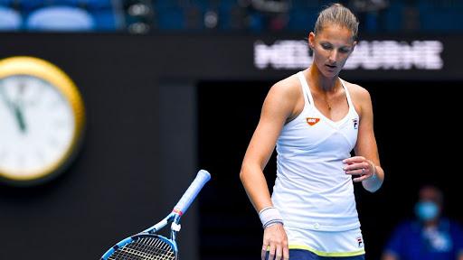 Pliskova berada di final AS Terbuka 2016. Foto: AP.