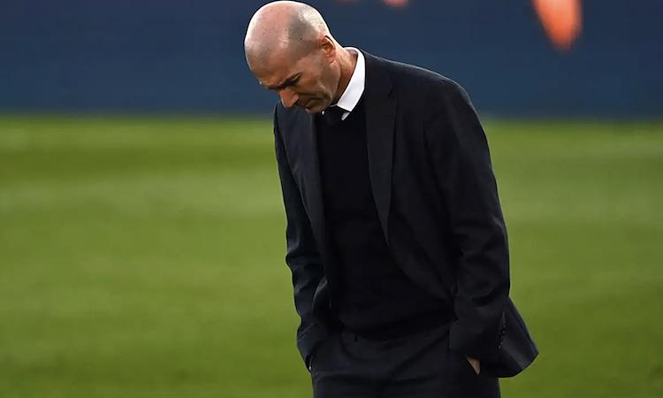 Zidane không thể lý giải nguyên nhân Carvajal tái phát chấn thương. Ảnh: AFP.
