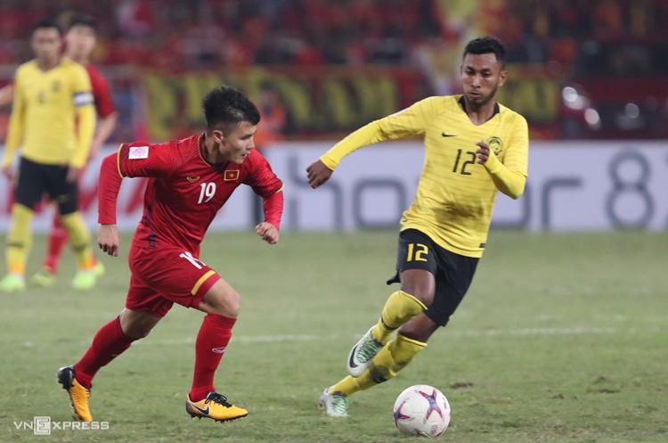 Việt Nam bất bại, giành 11 điểm sau năm trận, đứng đầu bảng G.