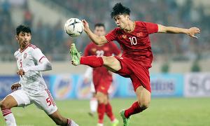 Việt Nam hưởng lợi khi đá tập trung vòng loại World Cup 2022