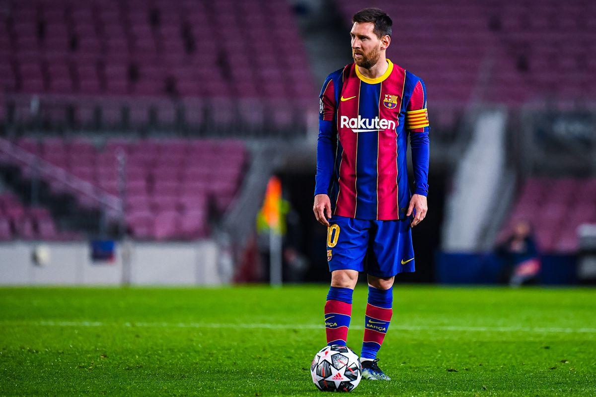 Messi telah bersama Barca sejak 2000 dan memainkan musim ke-17 untuk tim utama.  Foto: AS.