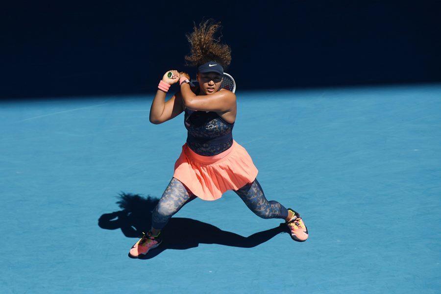 Osaka mengincar gelar Grand Slam keempat dalam karirnya.  Foto: WTA.