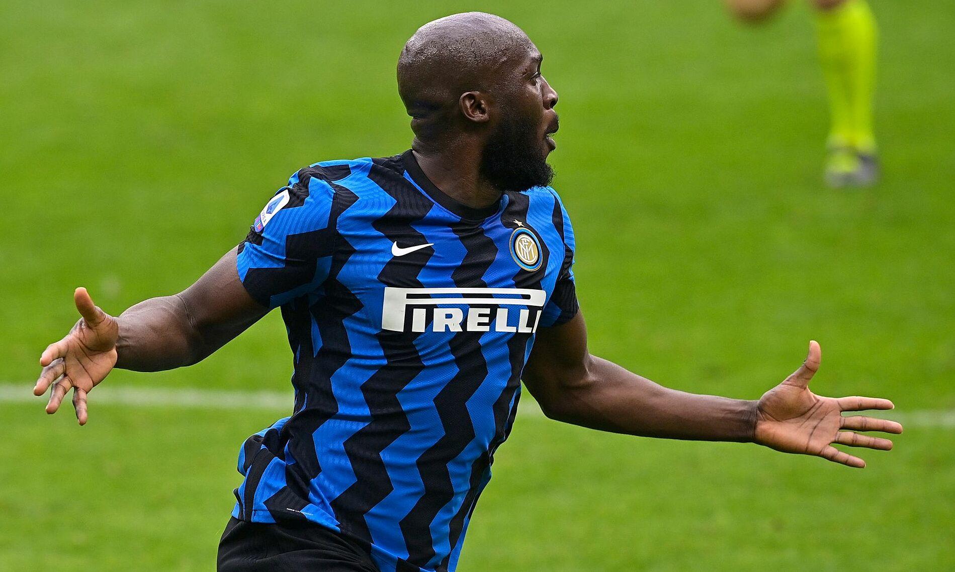 Lukaku bersinar di derby Milan dengan satu gol, satu assist.  Foto: Sky Sports