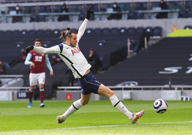 Bale berjanji akan bermain lebih baik lagi jika dia mendapatkan kembali kondisi terbaiknya.  Foto: Reuters