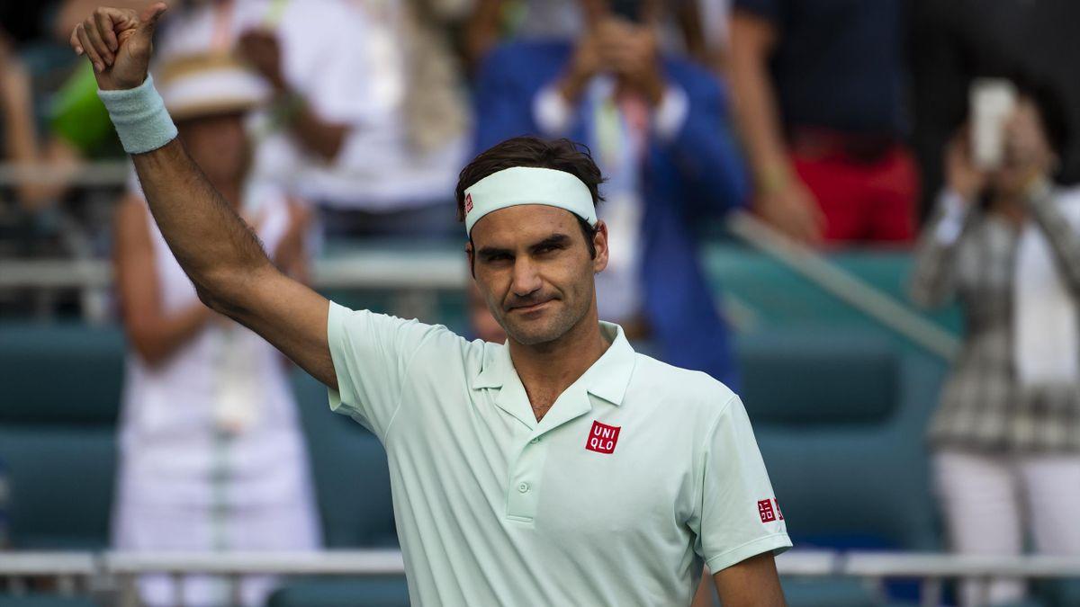 Federer dijadwalkan untuk bertarung pada pertandingan pertamanya di Qatar pada 8 Maret.  Foto: AP.