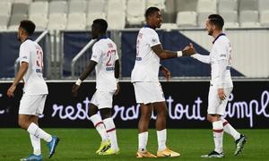 Bordeaux 0-1 PSG