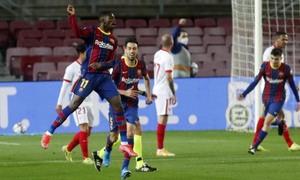 Barca 3-0 Sevilla