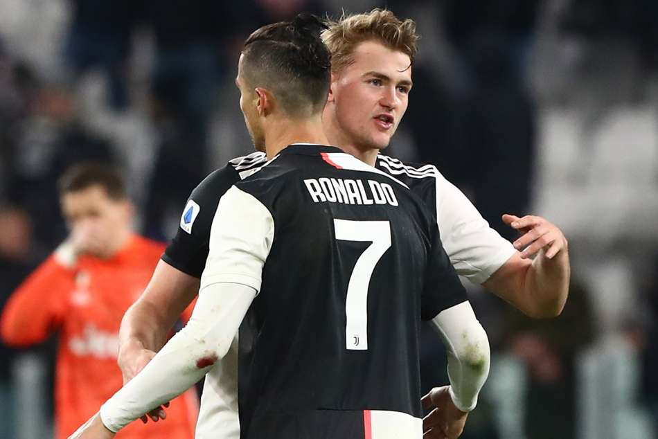 Juventus are unlikely to keep many players expensive and well paid at the same time.  Photo: Reuters.