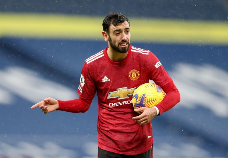 Fernandes membuktikan bahwa dia adalah investasi Man Utd yang mahal tapi berombak.  Foto: Reuters