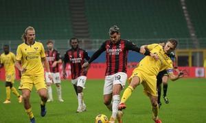 Verona 0-2 Milan