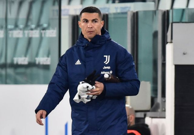Ronaldo diberi istirahat sebelum pertandingan penting Liga Champions.  Foto: AP.