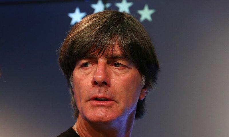 Joachim Low pernah membantu Jerman memenangkan Piala Dunia 2014. Foto: Reuters