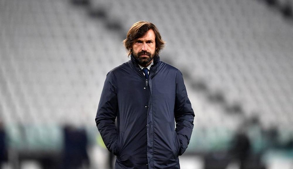 Pirlo memiliki tingkat kemenangan 63% sejak memimpin Juventus pada Agustus 2020.  Foto: Sasaran.