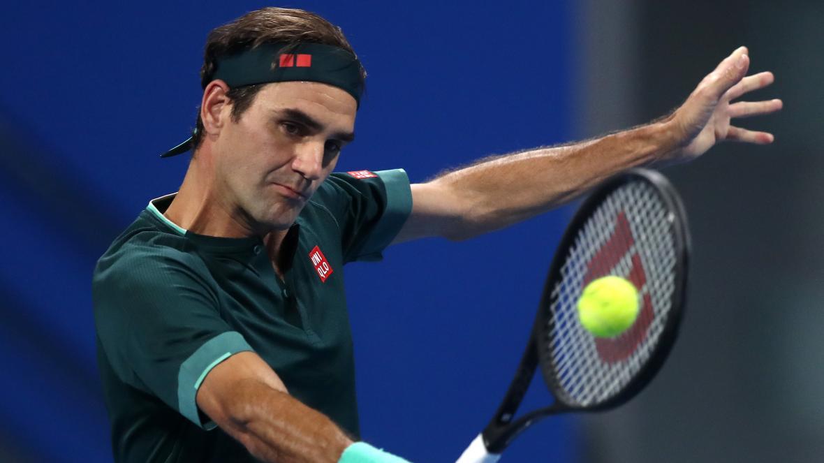 Federer là tay vợt vô địch Qatar Mở rộng nhiều nhất, với ba lần vào các năm 2005, 2006 và 2011. Ảnh: ATP.