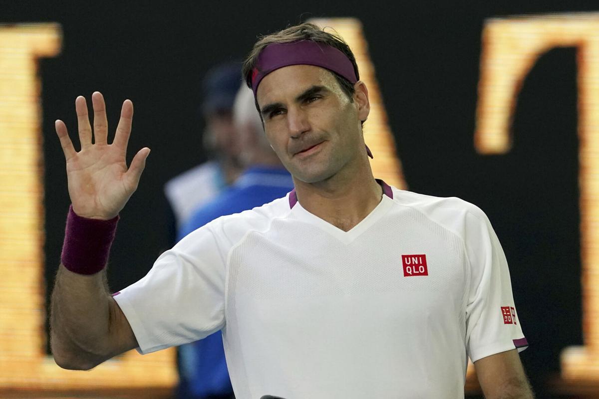 Federer sedang dalam perjalanan untuk menemukan gelar ATP ke 104. Foto: ATP.