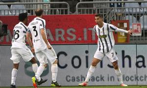 Cagliari 1-3 Juventus