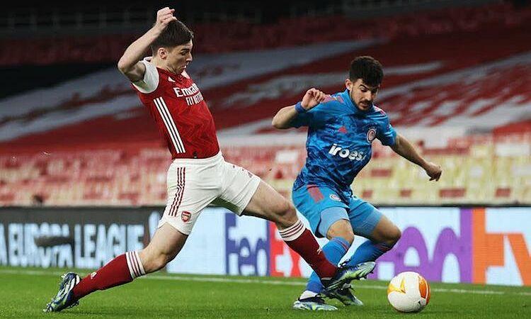 Arsenal mengalami pertandingan ke-11 berturut-turut, tidak mampu menjaga clean sheet.  Foto: Reuters.