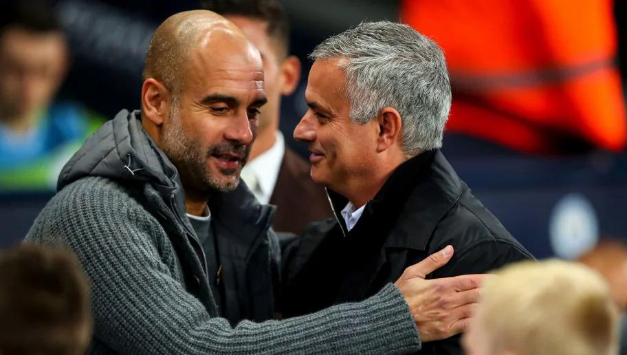 Mourinho và Pep Guardiola thuộc hai trường phái khác biệt hẳn nhau.