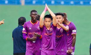 Bình Dương 1-0 Sài Gòn