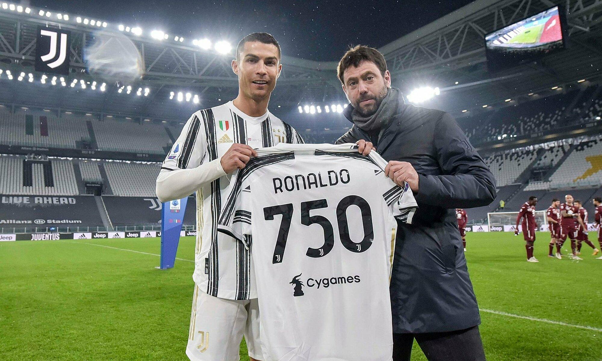 Ronaldo dan Juventus belum mewujudkan impian untuk memenangkan Liga Champions bersama.