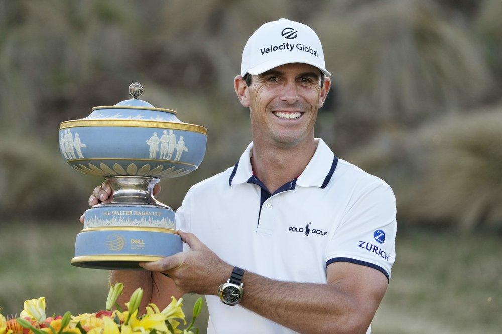 Horschel won the PGA Tour for the sixth time.  Photo: AP