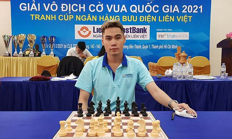 Tran Tuan Minh with the third national championship overcame Le Quang Liem's achievements.