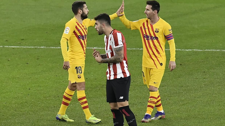 Messi ingin Barca memperbanyak bintang berkualitas untuk bisa menaklukkan Liga Champions secepatnya.  Foto: AP