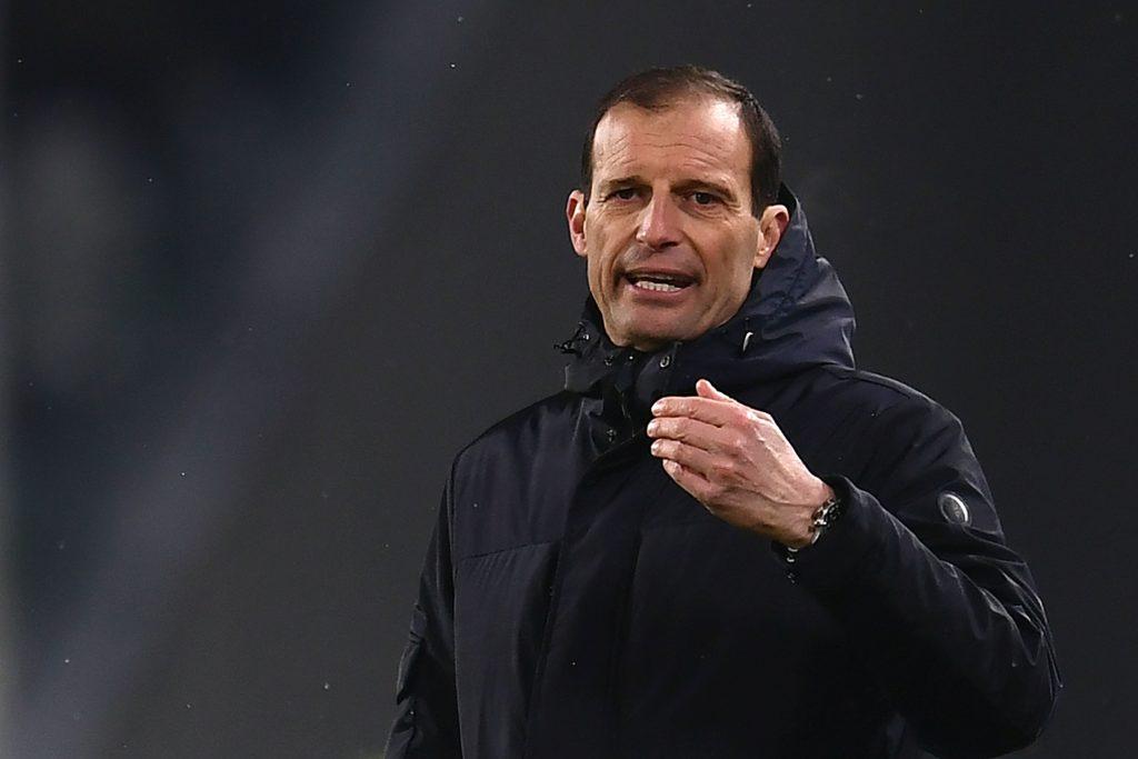 Allegri vẫn rỗi việc sau khi chia tay Juventus hè 2019. Ảnh: AFP