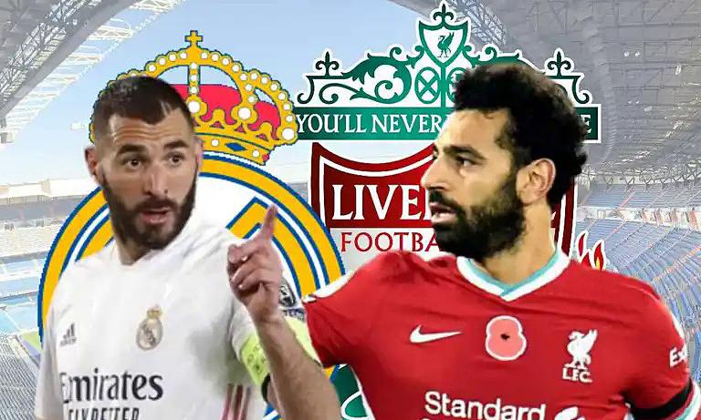 Benzema và Salah là những niềm hy vọng lớn nhất trên hàng công hai đội.