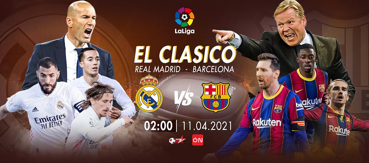 Messi trước cơ hội lập thêm kỷ lục ở El Clasico - 2
