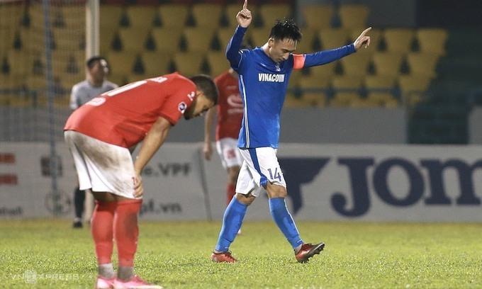 ผู้เล่น Quang Ninh ประกาศว่าเขาจะอยู่ภายใต้กฎหมายของ FIFA โดยจะยกเลิกสัญญาเพียงฝ่ายเดียวหากเขาไม่ได้รับค่าจ้าง