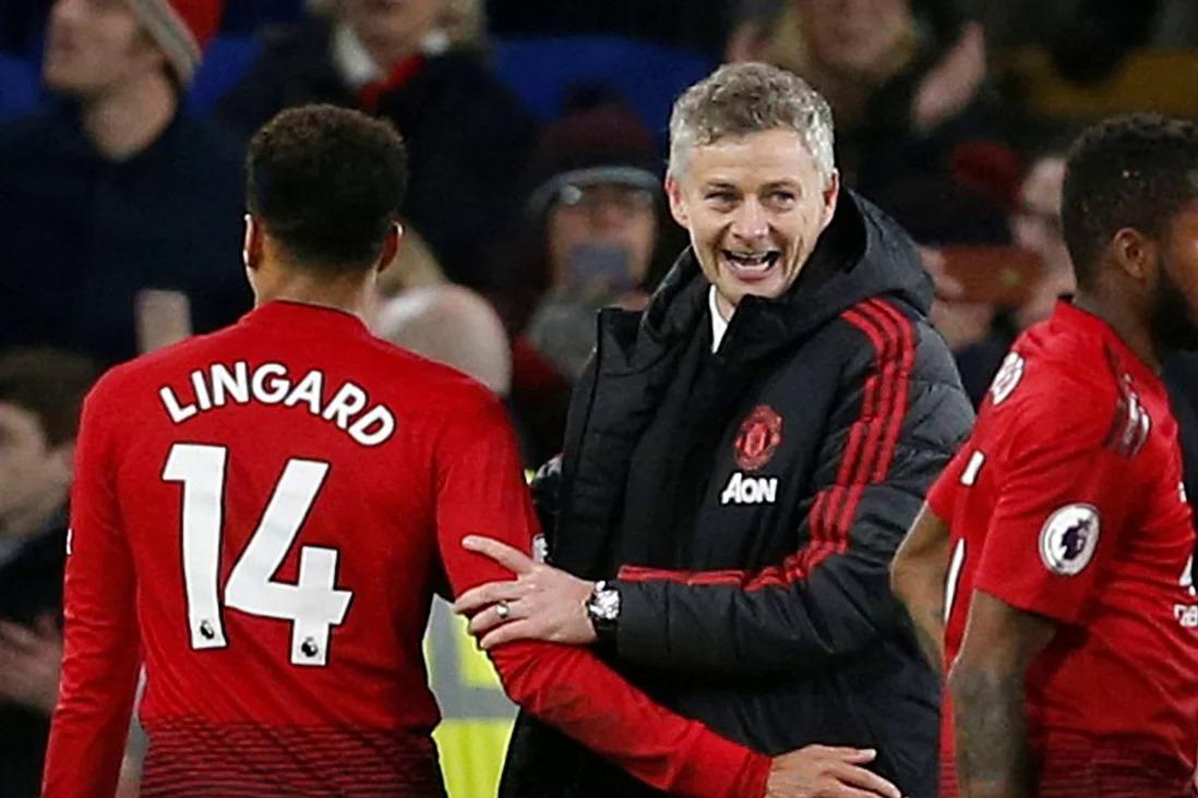 Lingard bị xem là người thừa trong hơn một năm cuối ở Man Utd. Ảnh: Reuters
